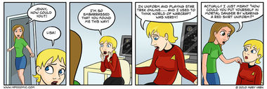 Trekkie Exposed