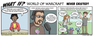 What if World of Warcraft Never Existed