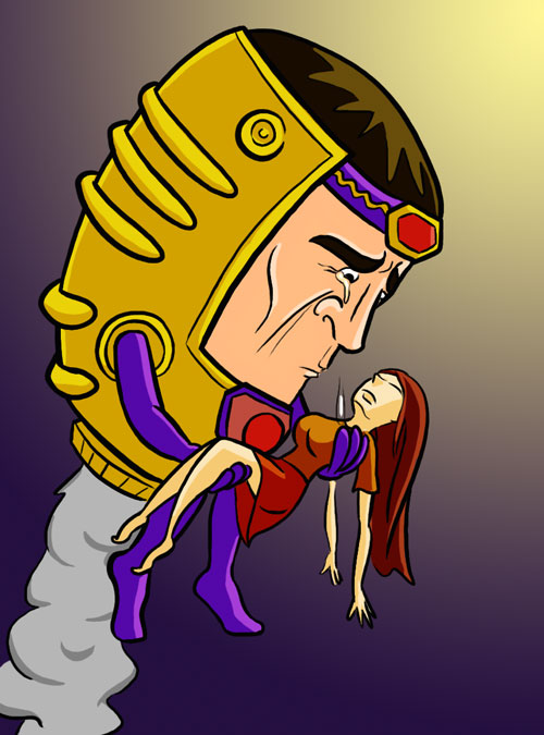My own contribution to March Modok Madness