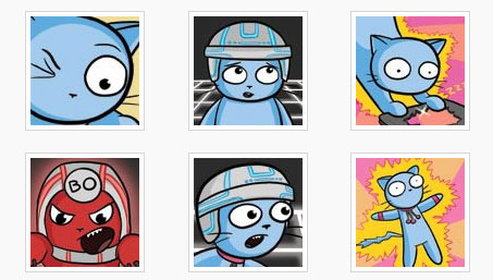 Tron Avatars