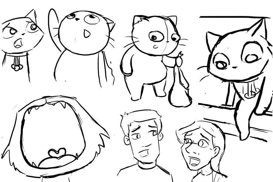 Sketch 02/08/11