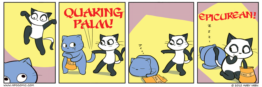 Quaking