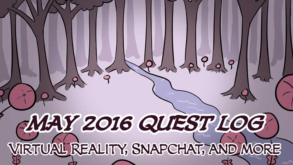 may 2016 quest Log