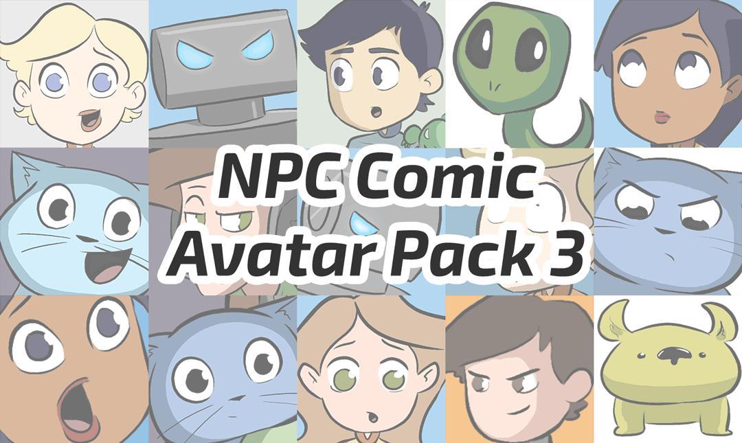 Avatar Pack 3